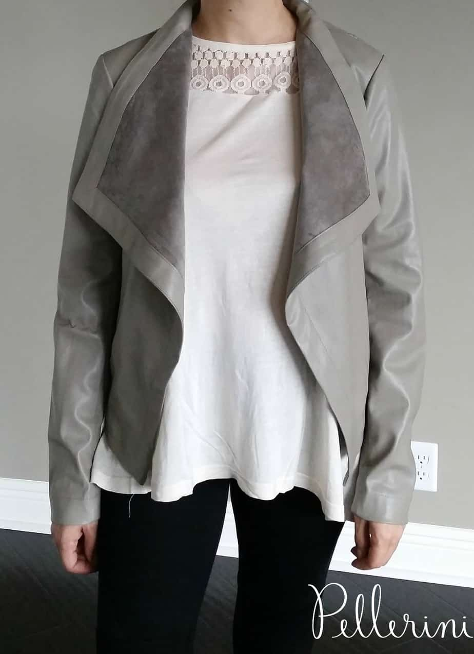Wantable Style Edit BB Dakota Arianna Jacket Toffee