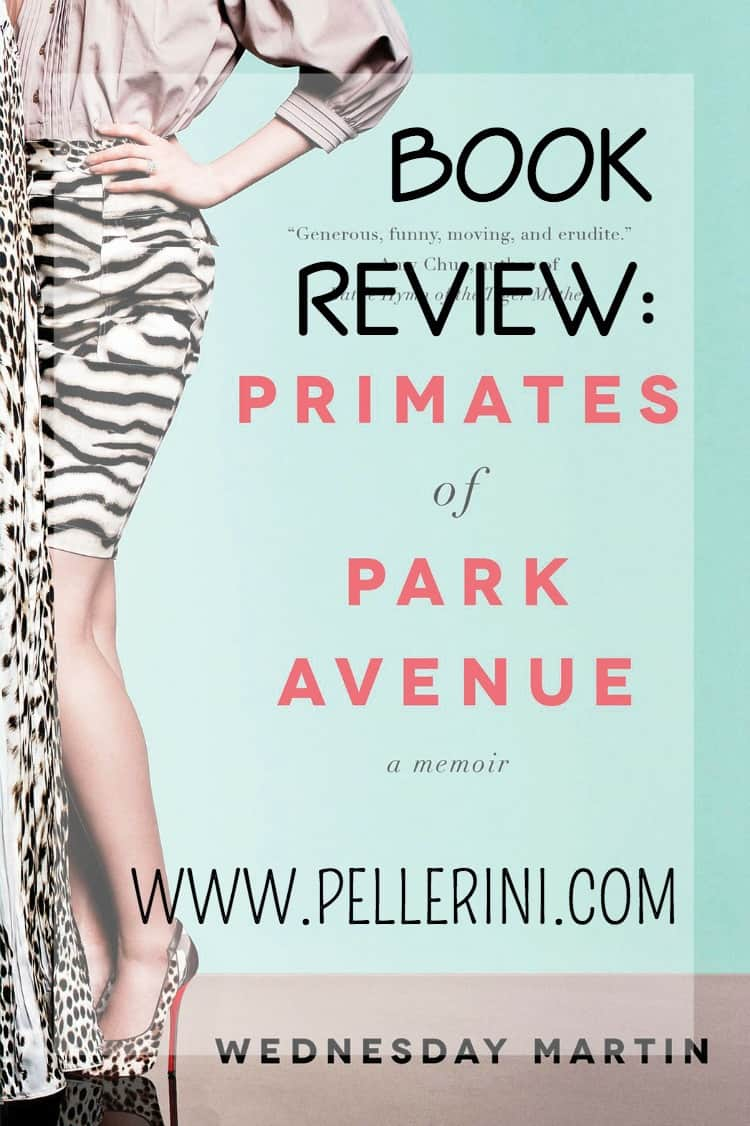 BOOK REVIEW Primates of Park Avenue