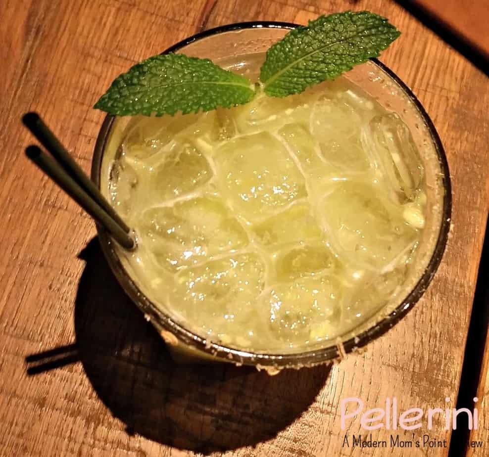 CPK California Roots Avocado Cocktail