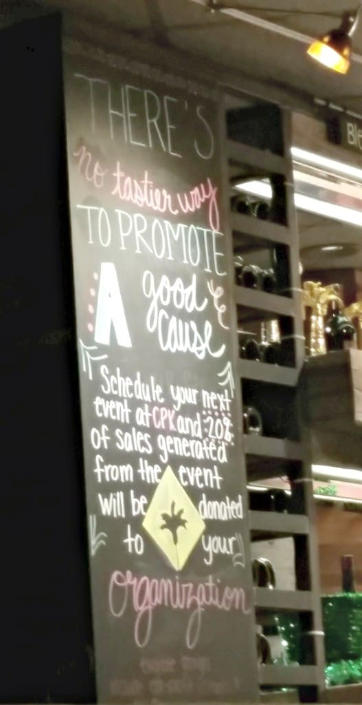 CPK Inspired Acts and FUNdraisers