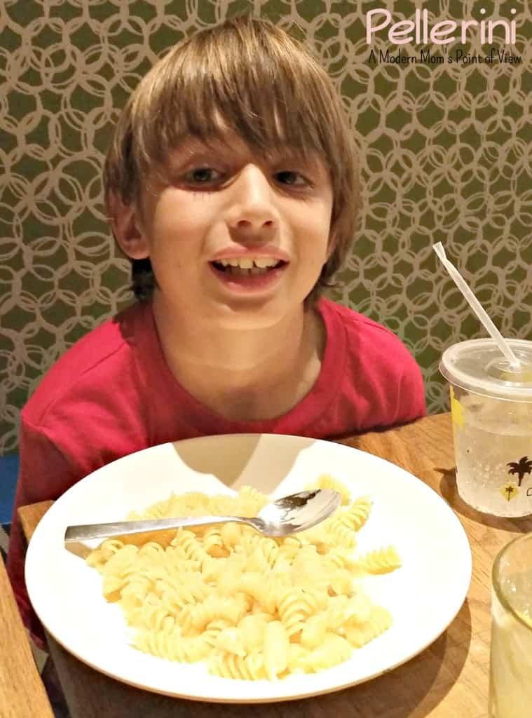 CPK Kids Macaroni and Cheese