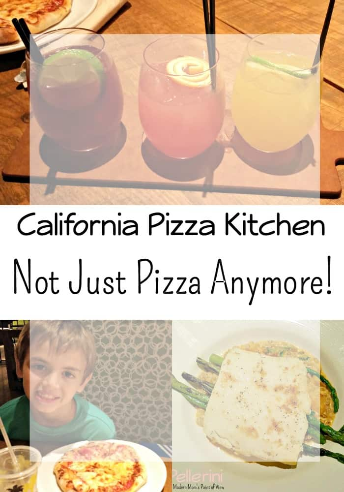 California Pizza Kitchen – Not Just Pizza Anymore!