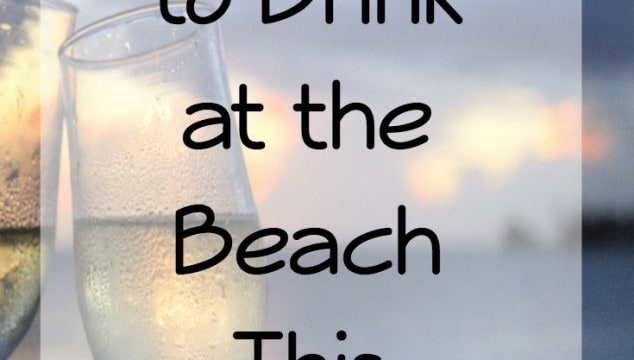 GUEST POST: Best Wines to Drink at the Beach This Summer!