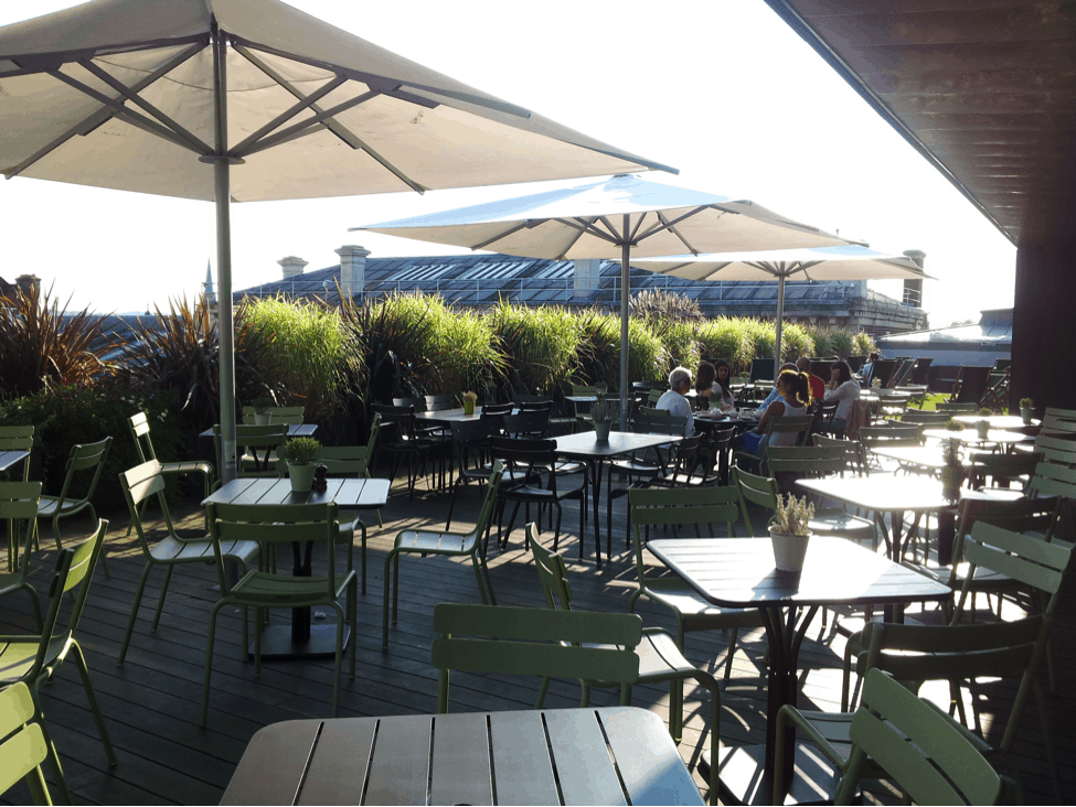 Perfect Party Venues for a Summer Celebration Rooftop Bar
