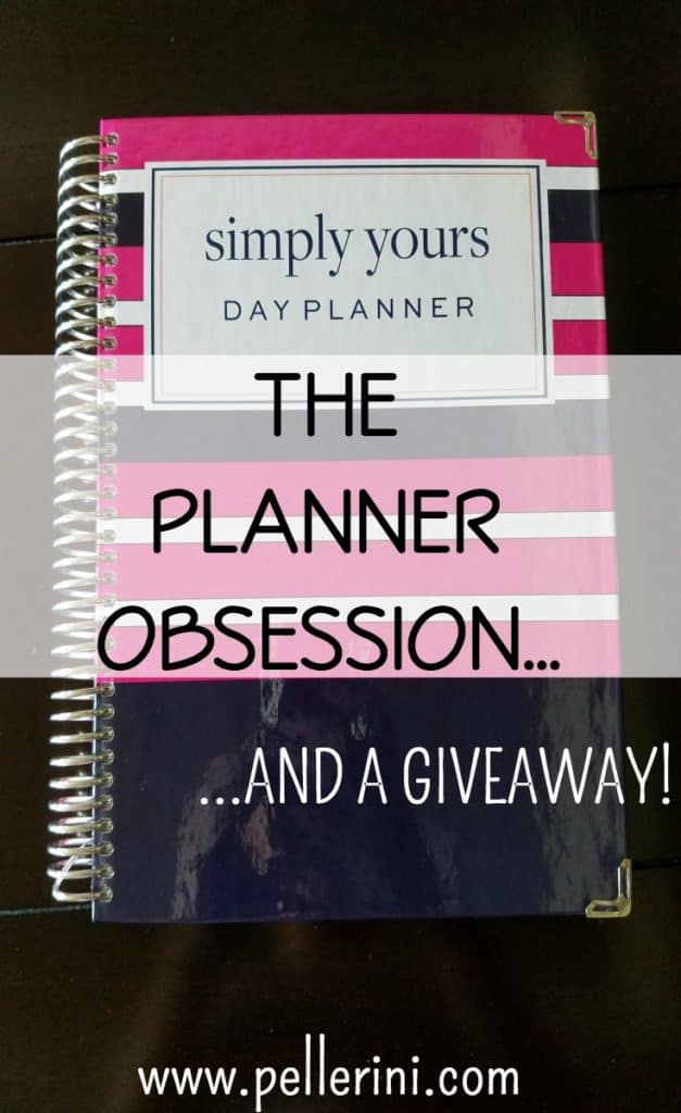 The Planner Obsession - Simply Yours Day Planner