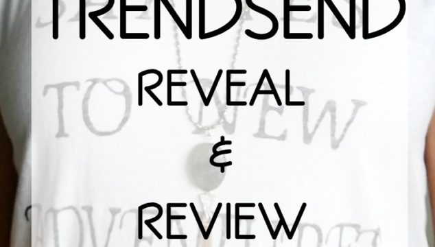 April 2016 Trendsend Reveal & Review