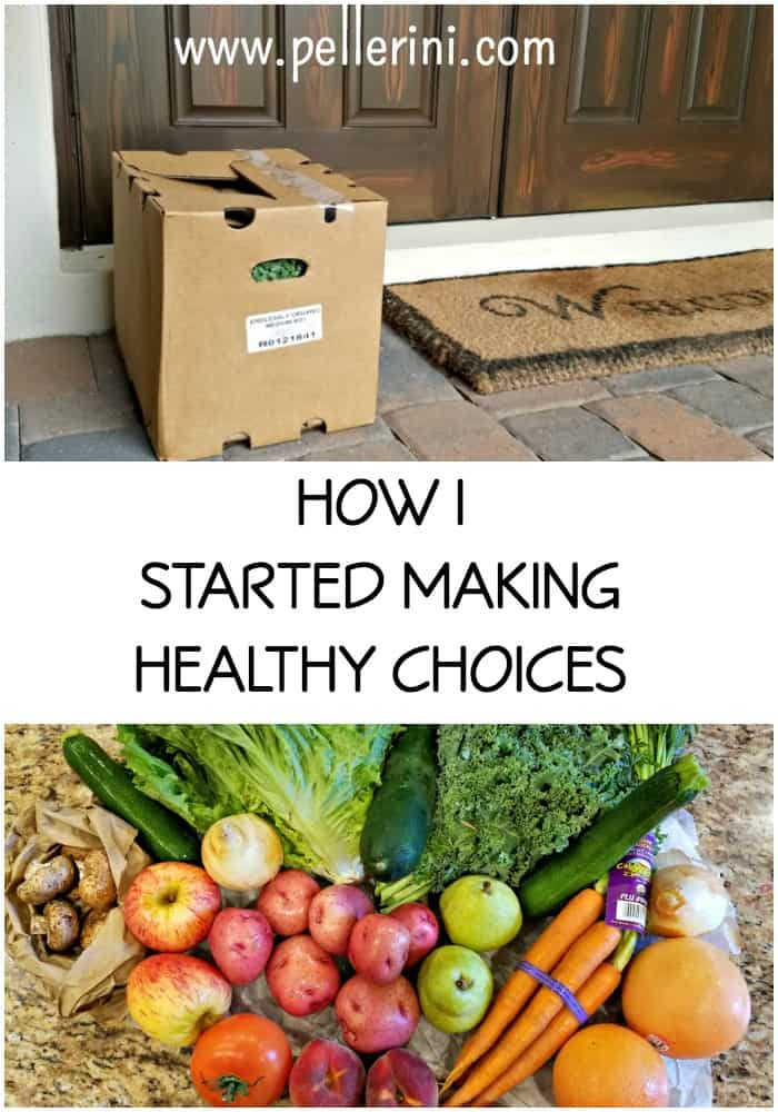 How I Started Making Healthy Choices