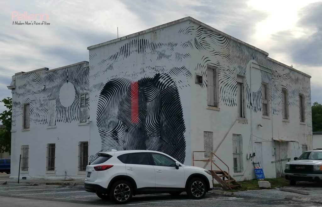 Mazda West Palm Beach Street Art 2ALAS
