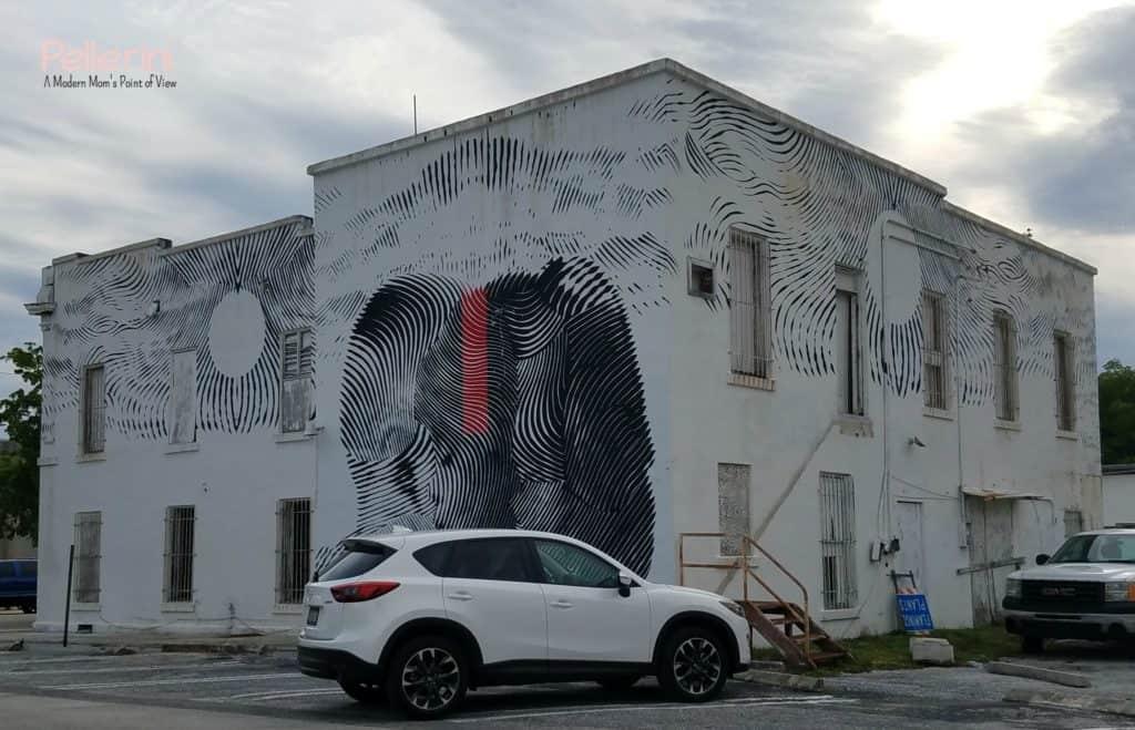 Mazda West Palm Beach Street Art 2ALAS