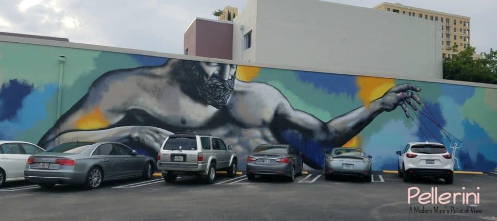 Mazda West Palm Beach Street Art Anthony Hernandez