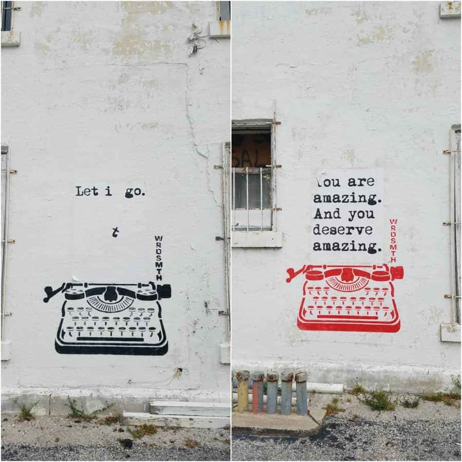 Mazda West Palm Beach Street Art Wrdsmth