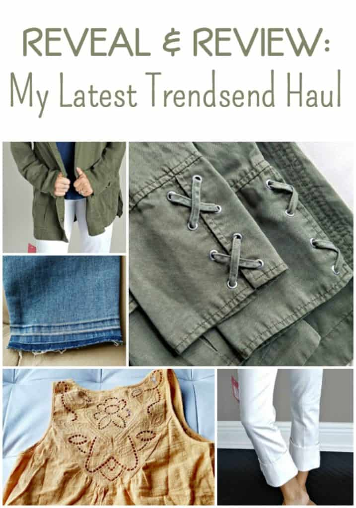 Reveal and Review My Latest Trendsend Haul