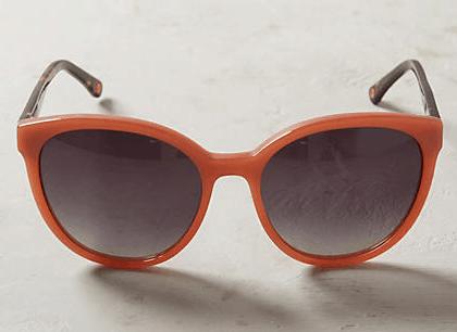 Anthropologie Fresh Cuts Sunglasses
