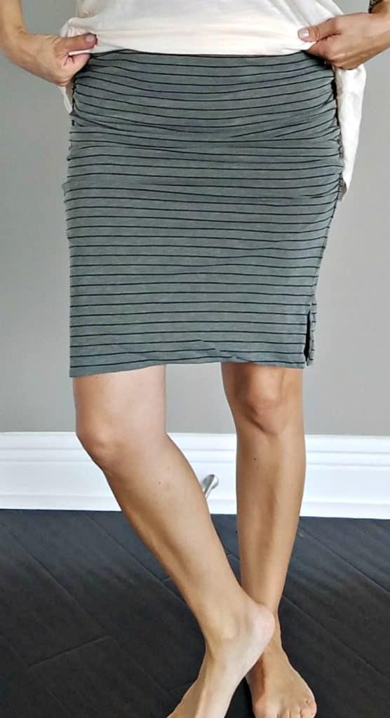 Trendsend Sundry The Soleil Skirt
