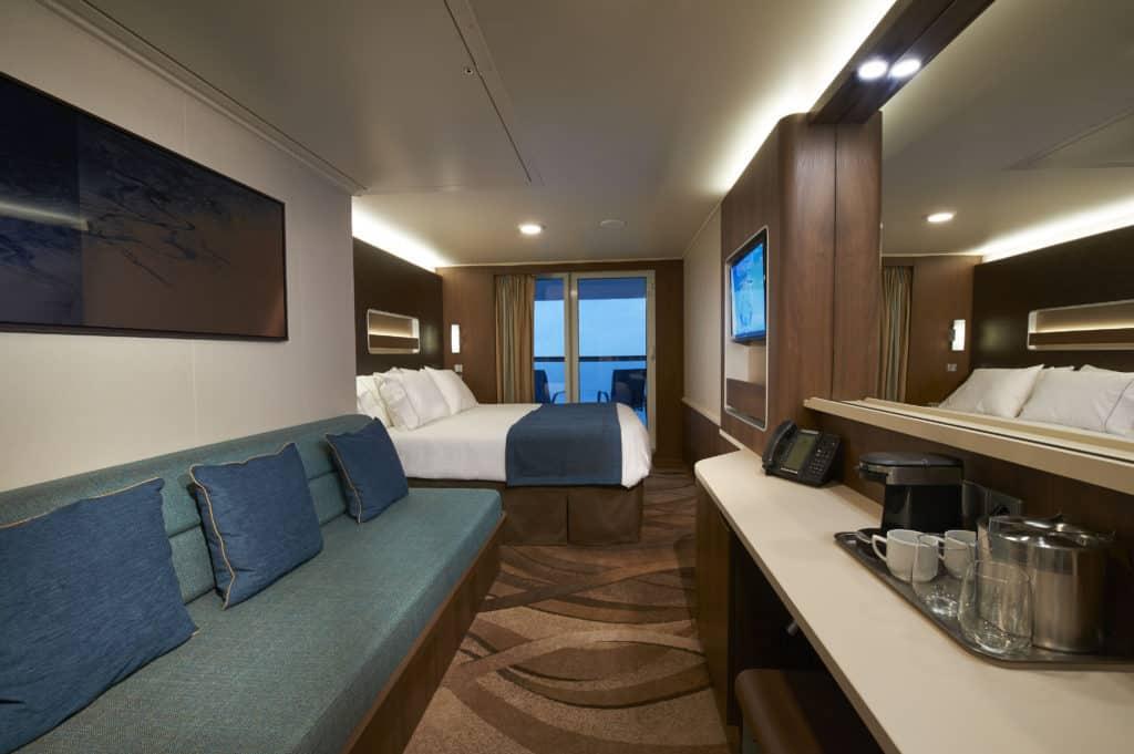 Norwegian Cruise Line Room with Balcony