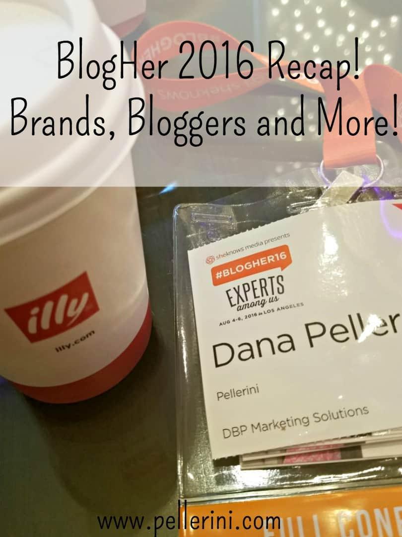 BlogHer 2016 Recap Day 1
