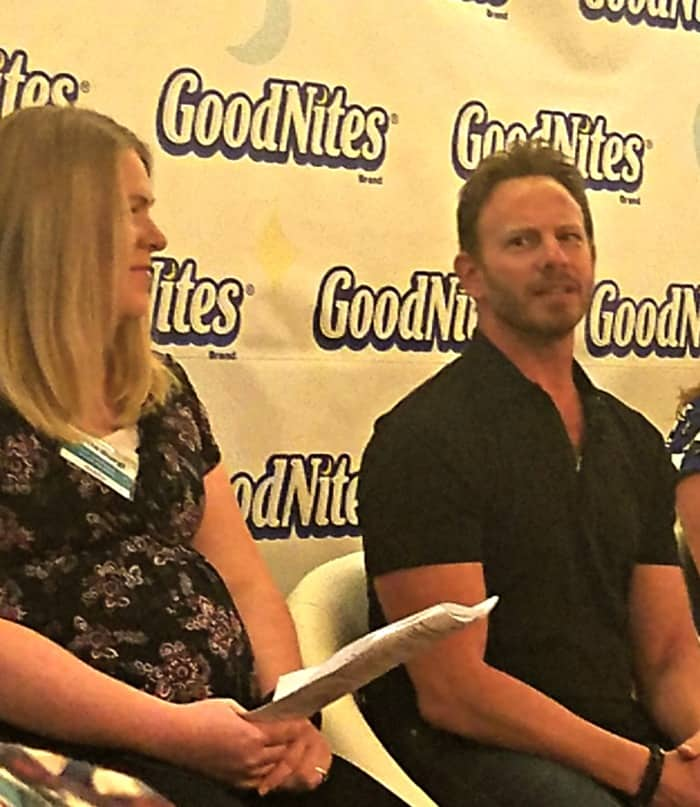 BlogHer 2016 Recap Ian Zierling GoodNites