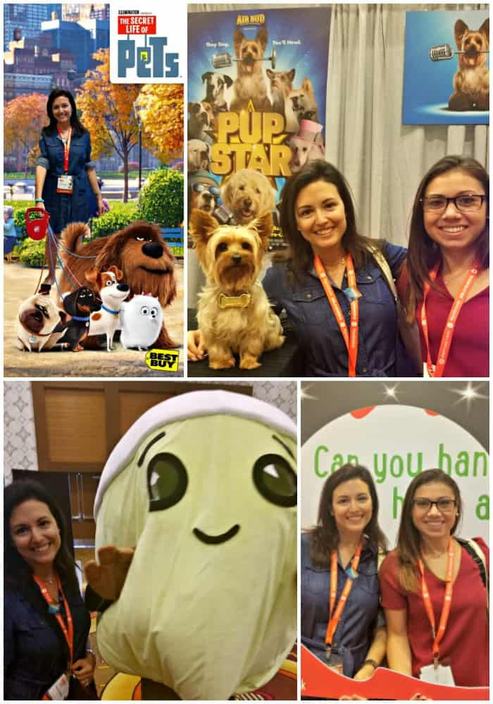 BlogHer 2016 Recap Selfies