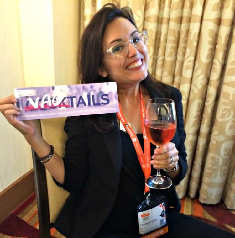 BlogHer 2016 Recap Vagisil Cocktail Hour
