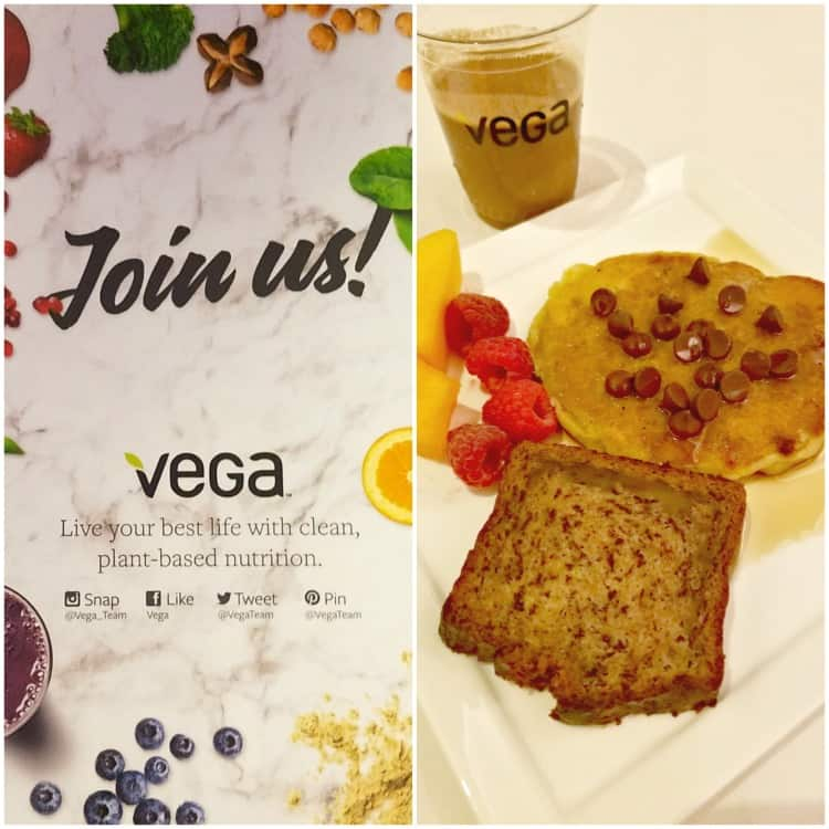 BlogHer 2016 Recap Vega Breakfast