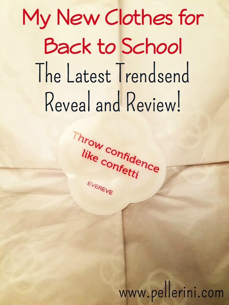 New Clothes for Back to School – Trendsend Reveal and Review