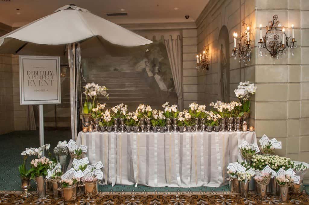 Debi Lilly Design Martha Stewart Wedding 20th Anniversary 1