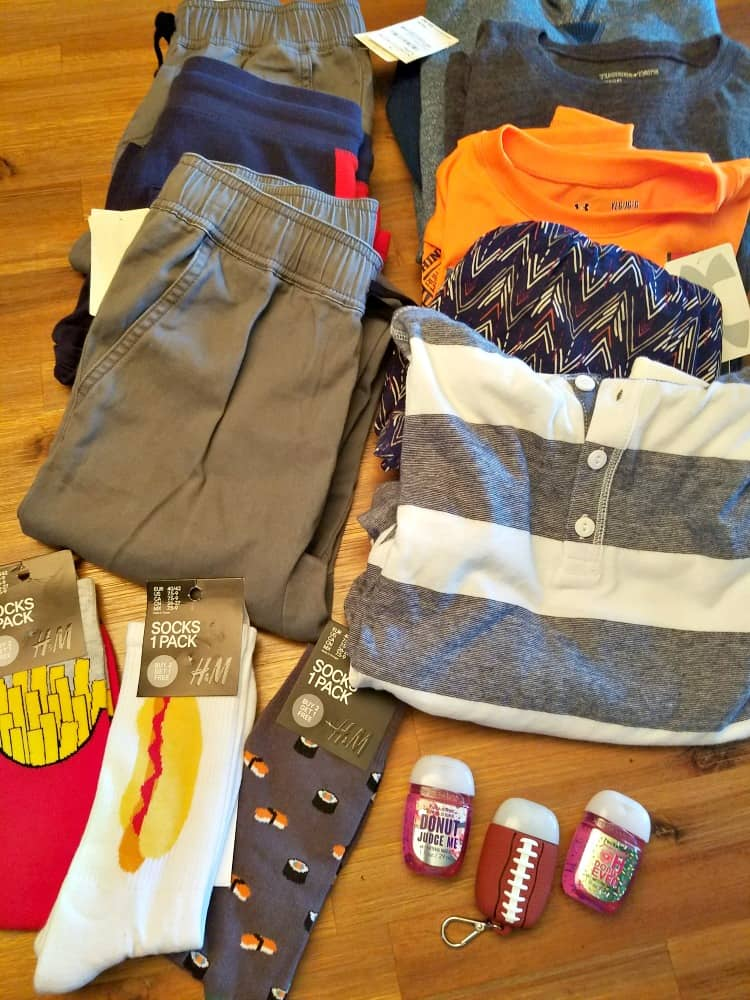 back to school clothes mall at wellington green haul