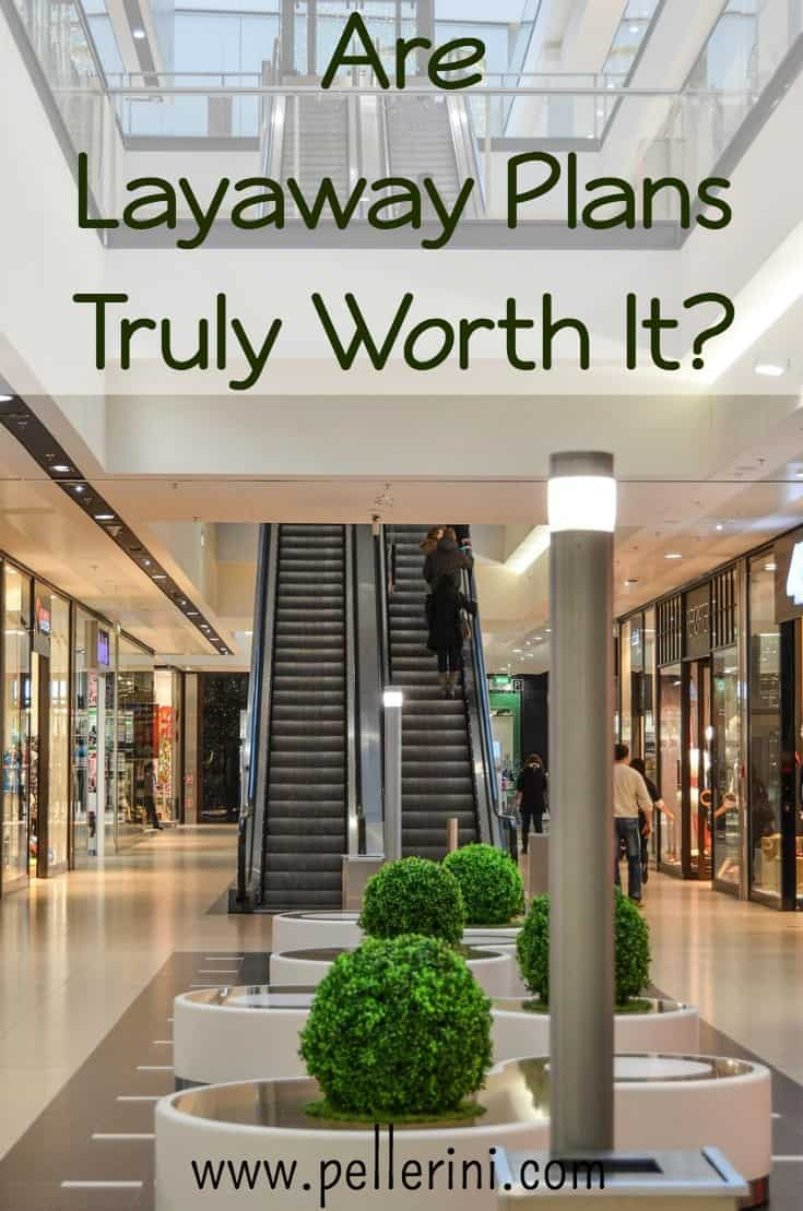 Are Layaway Plans Truly Worth It