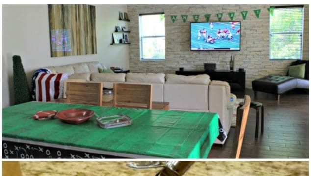 Sunday Funday – What to Serve for a Football Party!