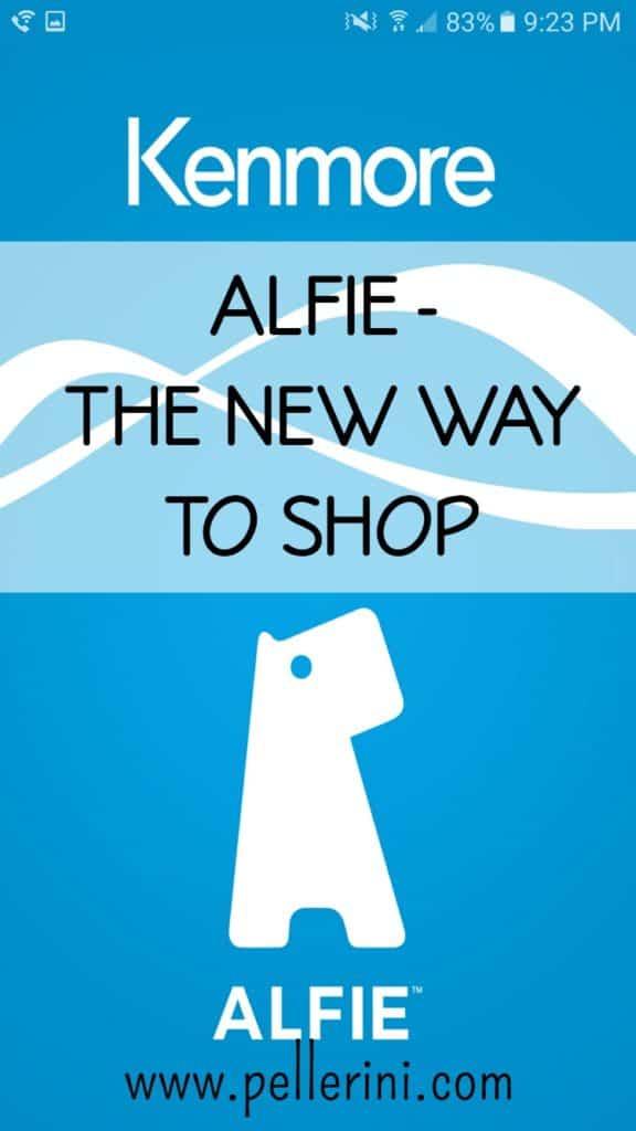 Alfie interactive shopping