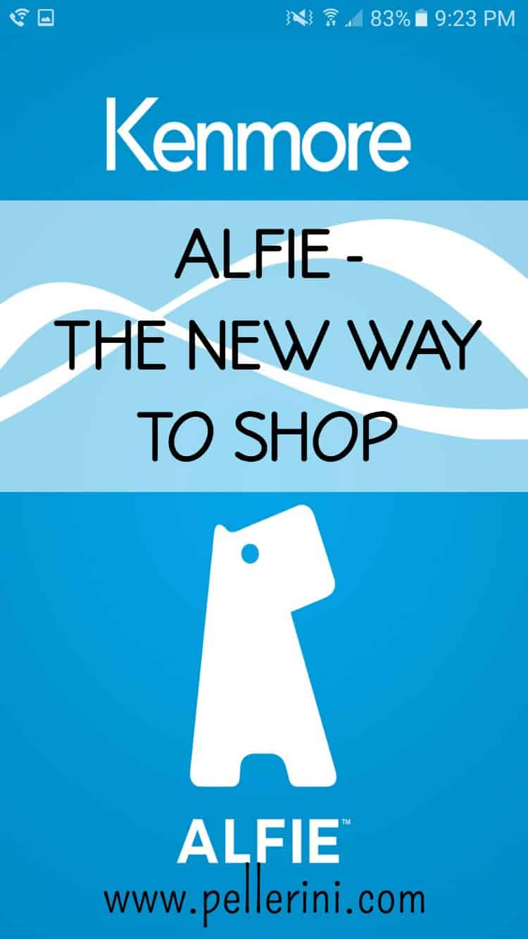 Alfie – My New Shopping Companion!