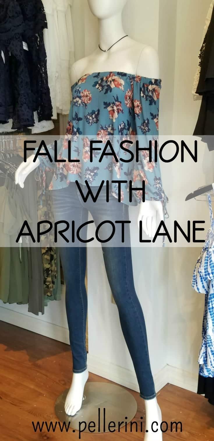 Apricot Lane Fall Fashion