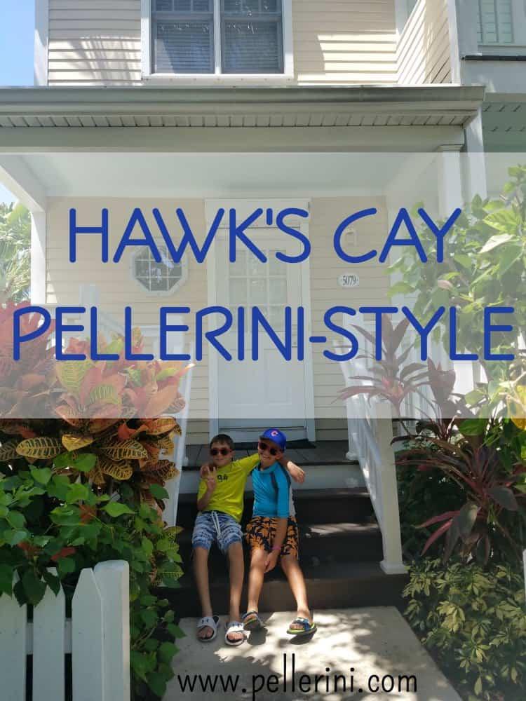 Hawks Cay Family Vacation