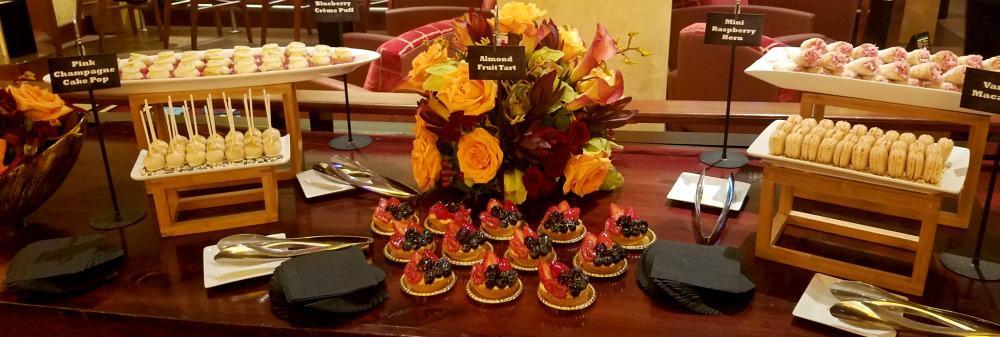 Seminole Casino Coconut Creek Level2 Dessert Table