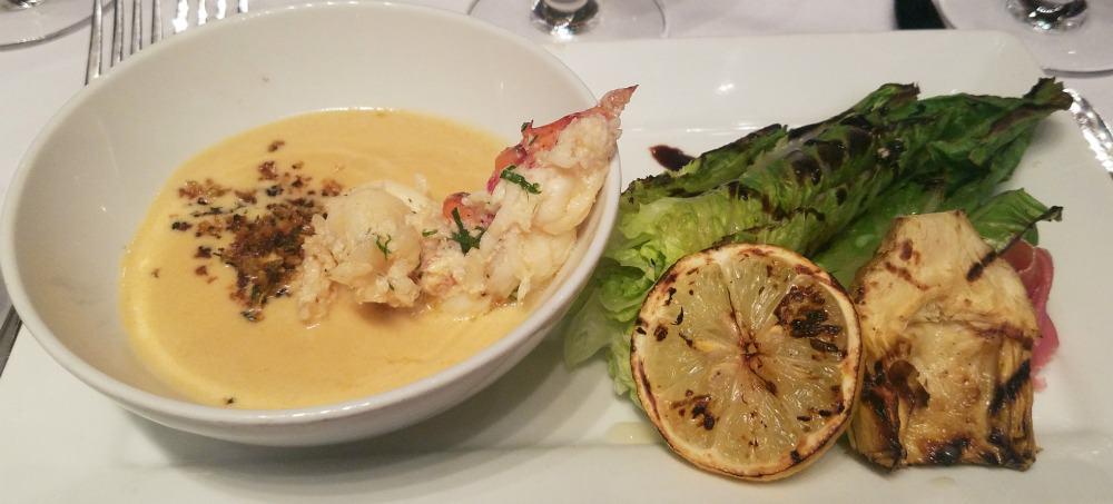Seminole Casino Coconut Creek Maine Lobster Ravioli Sorrisi