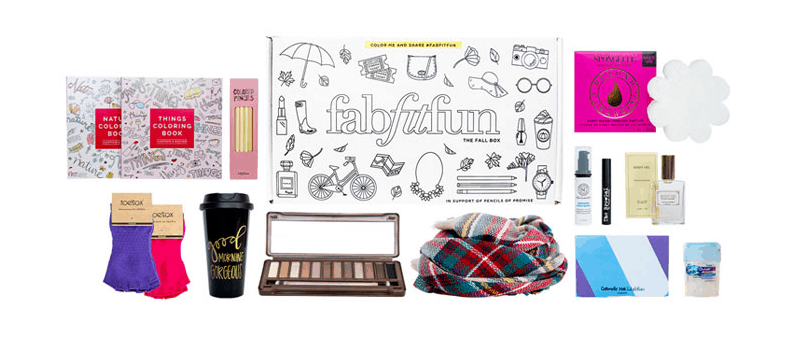 Holiday Gift Guide Subscription Boxes Lover FabFitFun