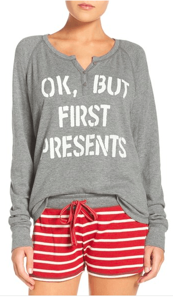 7 Charming Sisters Holiday Gift Guide Pajamas