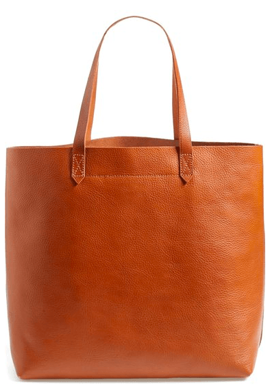 7 Charming Sisters Holiday Gift Guide Madewell Tote