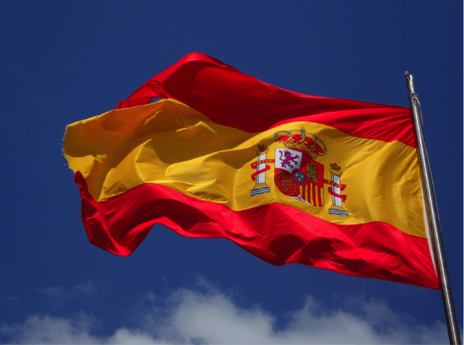 4 Must See Cities in Spain - Spanish Flag