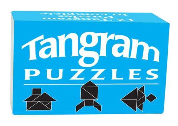 Unique Stocking Stuffer Ideas Tangram Puzzles