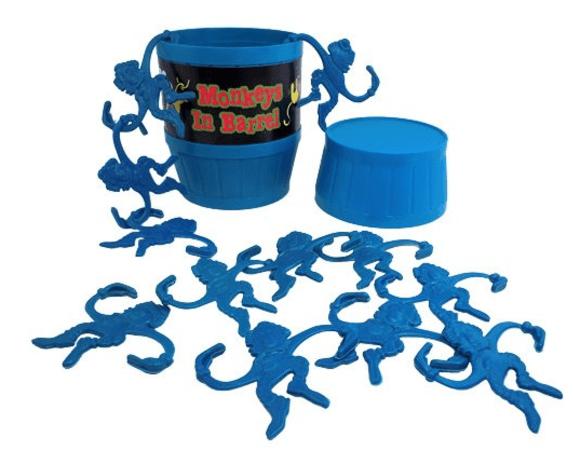 Unique Stocking Stuffer Ideas Monkeys in a Barrel