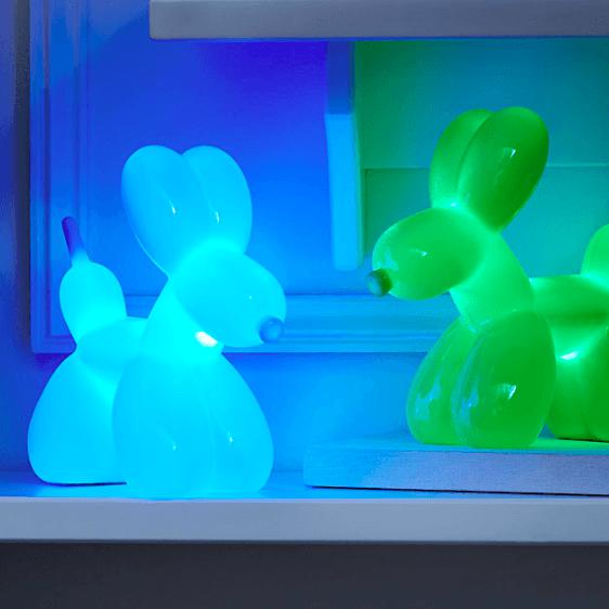 Gift Guide for Kids Balloon Dog Night Light