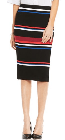 Business Casual Pencil Skirt