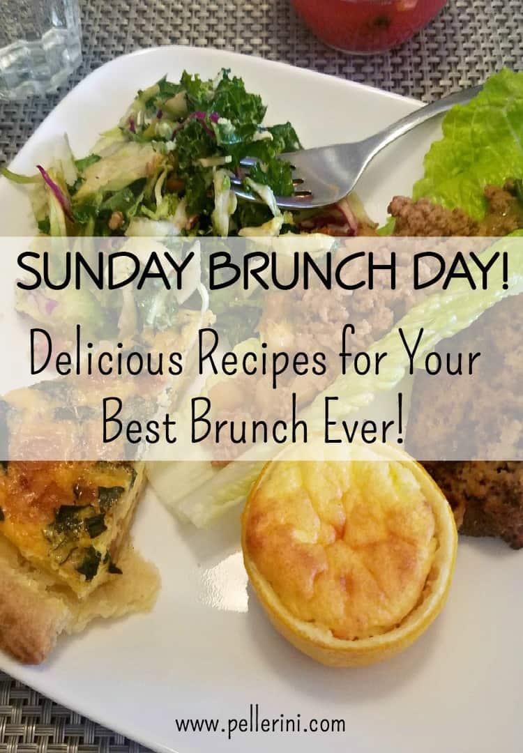 Sunday Brunch Day My Dish!