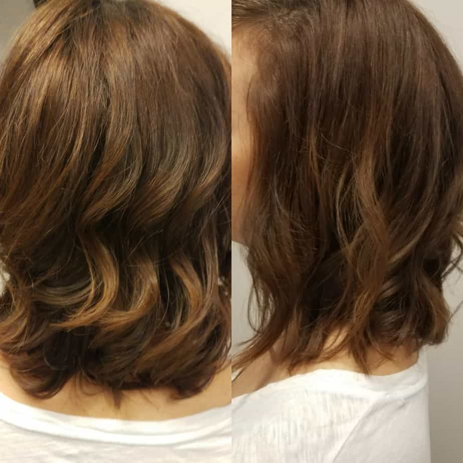 Healthy Hair Tips - After