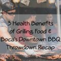 health benefits of grilling food pinterest