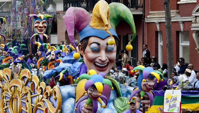 Super Cool Facts About Mardi Gras!