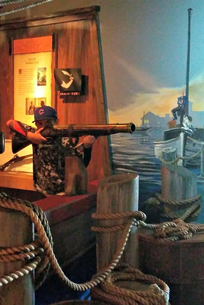 Family Friendly St Augustine - Pirates and Treasures Museum G