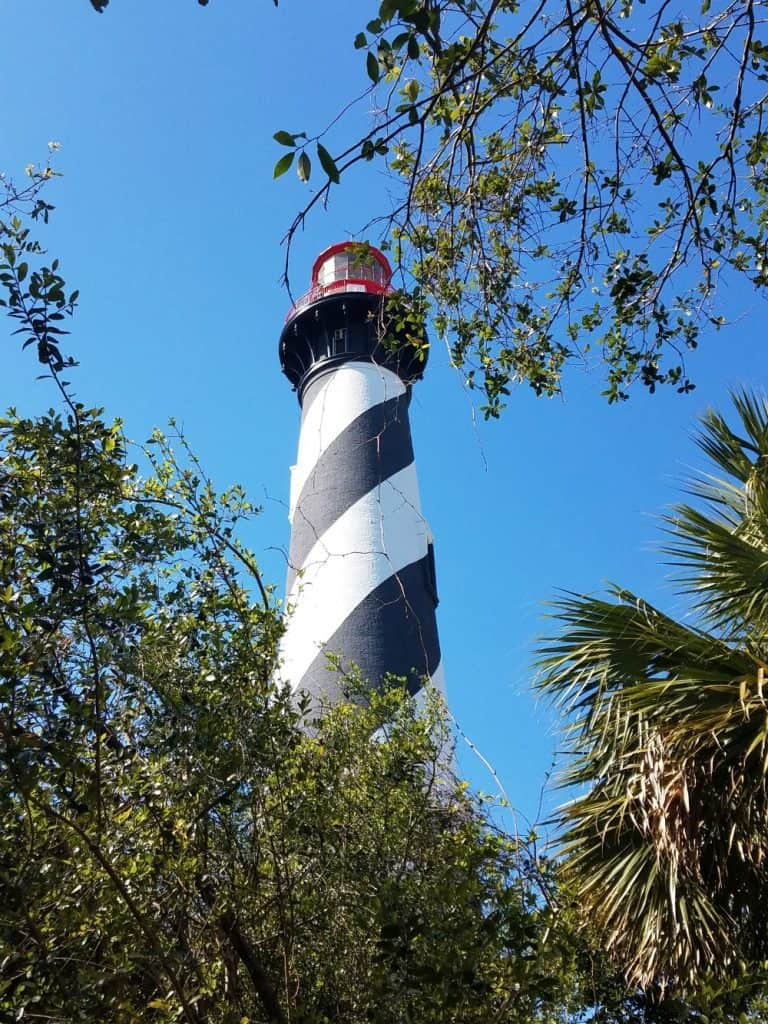 Family Friendly St Augustine - St Augustine Lighthouse