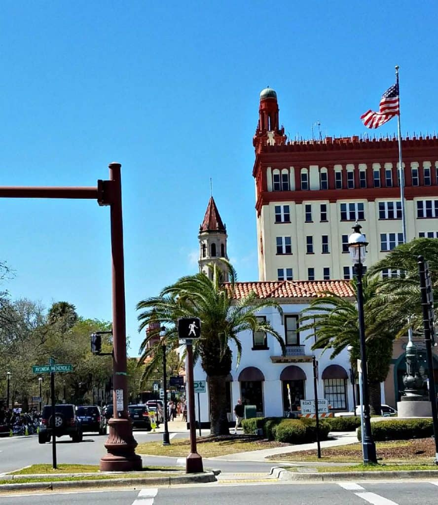 Family Friendly St Augustine - Street Pic